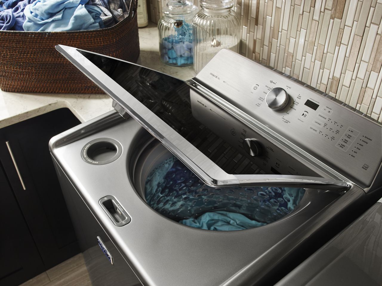 """Featured image for """"How to Balance a Washer That Vibrates Excessively"""""""